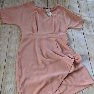Nordstrom Rack Blush Dress sz L